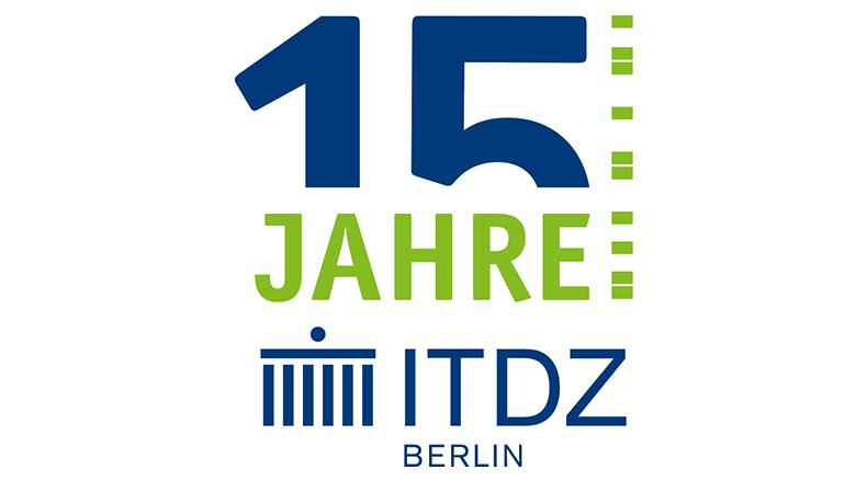 Link zu: 50 Jahre IT für Berlin - unser Jubiläumslogo