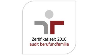 Link zu: Audit Beruf und Familie